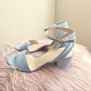 Nine West Light Blue Sandal